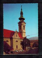 Österreich - HAINBURG - Kirche Und Hauptplatz - Hainburg