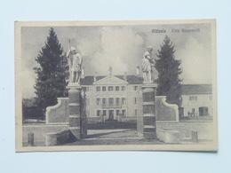 Allivola 10060 Treviso Villa Giacomelli 1941 Ed A. Fritz - Italia