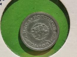 2.5 Escudos S. Tome E Principe 1951 Républica Portuguesa - São Tomé Und Príncipe
