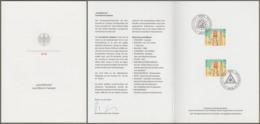 """Bund: Minister Card - Ministerkarte Typ VII , Mi-Nr. 3465 ESST: """" Leuchttürme: - Leuchtturm Campen - """"    X - Briefe U. Dokumente"""