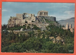 GRECIA - GREECE - GRECE - GRIECHENLAND - Atene - View Of The Acropolis - Not Used - Grecia