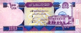 Afghanistan 2010 Billet 100 Afghanis Pick 75b Neuf 1er Choix UNC SH1389 - Afghanistán