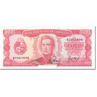 Billet, Uruguay, 100 Pesos, 1967, Undated (1967), KM:47a, NEUF - Uruguay