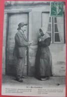 16 EN CORRÈZE - Notre Truie A Eu Ses Petits - Régionalisme Couple Fantaisie Texte En Patois - France