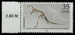 DDR 1990 Nr 3326 Postfrisch SRA X04B346 - Ungebraucht