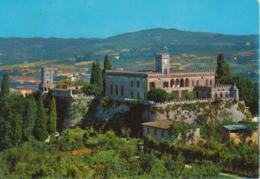 POGGIBONSI - CASTELLO DI BADIA - VIAGGIATA 1969 - Italia