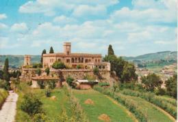POGGIBONSI - CASTELLO DI BADIA - VIAGGIATA 1982 - Italia
