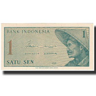 Billet, Indonésie, 1 Sen, 1964, KM:90s, NEUF - Indonesia