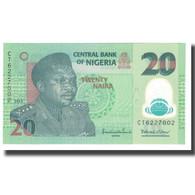 Billet, Nigéria, 20 Naira, 2013, KM:34g, NEUF - Nigeria