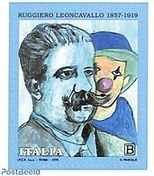 Italy 2019 Ruggiero Leoncavallo 1v S-a, (Mint NH), Circus - 1946-60: Ungebraucht