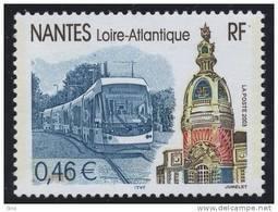 N° 3552 Nantes  Faciale 0,46 € - Ongebruikt