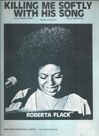 """Killing Me Softly With His Song"" Robeta Flack (né En 1937) Chanteuse Soul Jazz Et Folk - Musik & Instrumente"