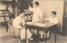 "Procure Des Missions - Bulletin ""CHINE-CEYLAN-MADAGASCAR"" Etudiants Chinois Modernes à TIEN-TSIN - Misiones"