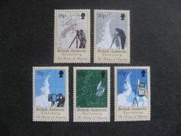 Territoire Antarctique Britannique: TB Série N° 281 Au N° 285, Neufs XX. - Nuovi