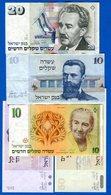 Israél  5  Billets - Israel