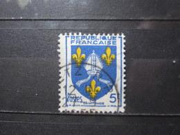 "VEND BEAU TIMBRE DE FRANCE N° 1005 , "" Q "" BOUCHE !!! - Errors & Oddities"