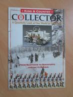 CAGI3 / Figurines KING & COUNTRY / Brochure COLLECTOR N°11 De 2005 8 Pages MAGNIFIQUEMENT ILLUSTREES - Militares