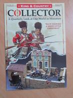 CAGI3 / Figurines KING & COUNTRY / Brochure COLLECTOR N°12 De 2005 8 Pages MAGNIFIQUEMENT ILLUSTREES - Militares