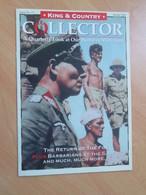 CAGI3 / Figurines KING & COUNTRY / Brochure COLLECTOR N°13 De 2006 12 Pages MAGNIFIQUEMENT ILLUSTREES - Militares