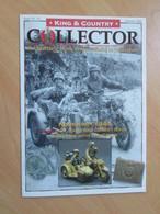 CAGI3 / Figurines KING & COUNTRY / Brochure COLLECTOR N°14 De 2006 12 Pages MAGNIFIQUEMENT ILLUSTREES - Militares