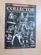 CAGI3 / Figurines KING & COUNTRY / Brochure COLLECTOR N°15 De 2006 12 Pages MAGNIFIQUEMENT ILLUSTREES - Militares
