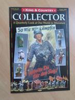 CAGI3 / Figurines KING & COUNTRY / Brochure COLLECTOR N°16 De 2006 12 Pages MAGNIFIQUEMENT ILLUSTREES - Militares