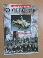 CAGI3 / Figurines KING & COUNTRY / Brochure COLLECTOR N°17 De 2007 12 Pages MAGNIFIQUEMENT ILLUSTREES - Militares