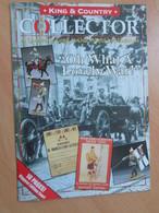 CAGI3 / Figurines KING & COUNTRY / Brochure COLLECTOR N°18 De 2008 18 Pages MAGNIFIQUEMENT ILLUSTREES - Militares