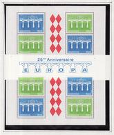 Europa CEPT 1984 Monaco Y&T N°BF28 - Michel N°B26 *** - 1984
