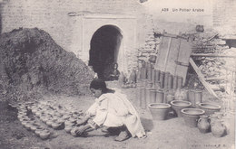 Potier Arabe Non écrite Tbe - Algeria
