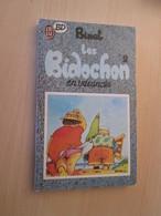 BD0320 / LES BIDOCHONS 2 EN VACANCES Par BINET , J'AI LU BD Edition De Poche 1988 TRES Bon état ! - Kador
