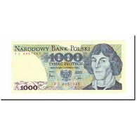 Billet, Pologne, 1000 Zlotych, 1982, 1982-06-01, KM:146c, TTB+ - Pologne