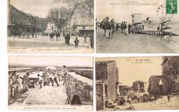 LOT De 4 CARTES POSTALES - VAR - - Other Municipalities