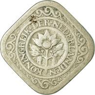 Monnaie, Pays-Bas, Wilhelmina I, 5 Cents, 1923, TB+, Copper-nickel, KM:153 - 5 Cent