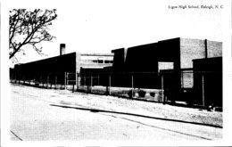 North Carolina Raleigh Ligon High School - Raleigh