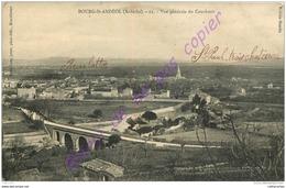 07. BOURG SAINT ANDEOL . Vue Générale Du Couchant . - Bourg-Saint-Andéol
