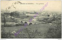 07. BOURG SAINT ANDEOL . Vue Générale . - Bourg-Saint-Andéol