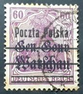 Pologne > ....-1919 Gouvernement Provisoire > Oblitérés N° 15 - ....-1919 Übergangsregierung