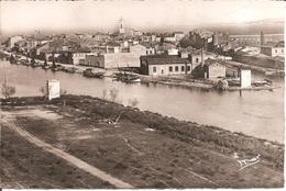 MARTIGUES (13) Vue Générale De L'Ile En 1954 - LA VENISE PROVENCALE  CPSM GF - Martigues