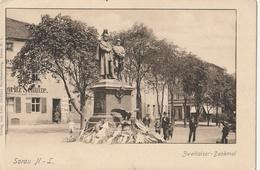 ALLEMAGNE - SORAU N.L.  Zweikaiser Denkmal - Non Classés
