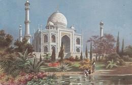 Inde - AGRA - Taj Mahal In Agra - Inde