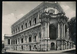 NOTO (SIRACUSA) PALAZZO DUCEZIO (MUNICIPIO) LATO EST 1957 - Siracusa