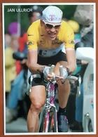 Jan Ullrich Carte Postale - Ciclismo