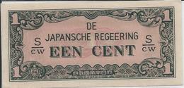 INDES NÉERLANDAISES  - 1 Cent  Nd   -- UNC --   Nederlands India - Indonesia