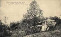 MARYINIQUE  Fort De France Un Des Batiments De La Station Thermale De Moutte RV - Fort De France