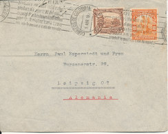 Argentina Air Mail Cover Sent To Germany 5-4-193? - Poste Aérienne