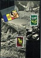 ANDORRE MAXIMUN CARD  Set 2 Maximums AND FR 286-87 - Maximumkaarten