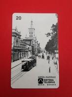 Rio De Janeiro, Brasil, 20 Units.Tramway - Trains