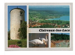 CPM - CLAIRVAUX-LES-LACS - Clairvaux Les Lacs
