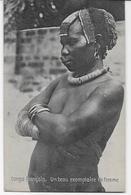 Auguste Béchaud - Congo Français - Un Beau Exemplaire De Femme - - South, East, West Africa